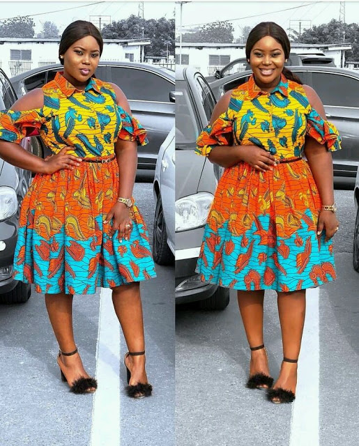check out these african fashion ankara styles new ankara designs for ladies and be inspired. - AnkarastylesandHealthcaretips26 - Check Out These African fashion Ankara styles New Ankara designs for Ladies and be Inspired.