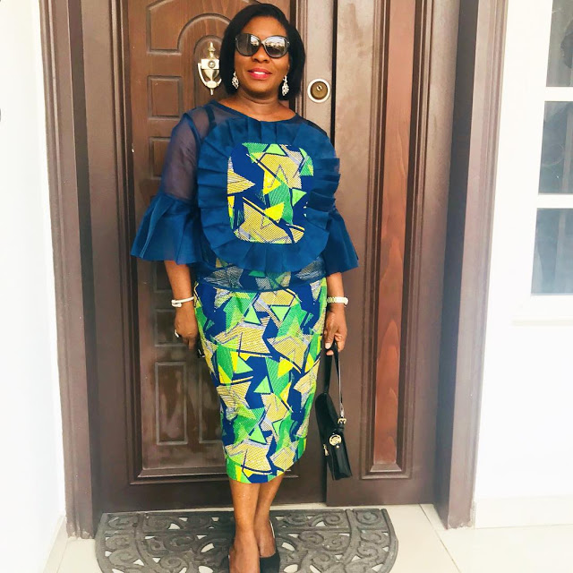 check out these african fashion ankara styles new ankara designs for ladies and be inspired. - AnkarastylesandHealthcaretips30 1 - Check Out These African fashion Ankara styles New Ankara designs for Ladies and be Inspired.