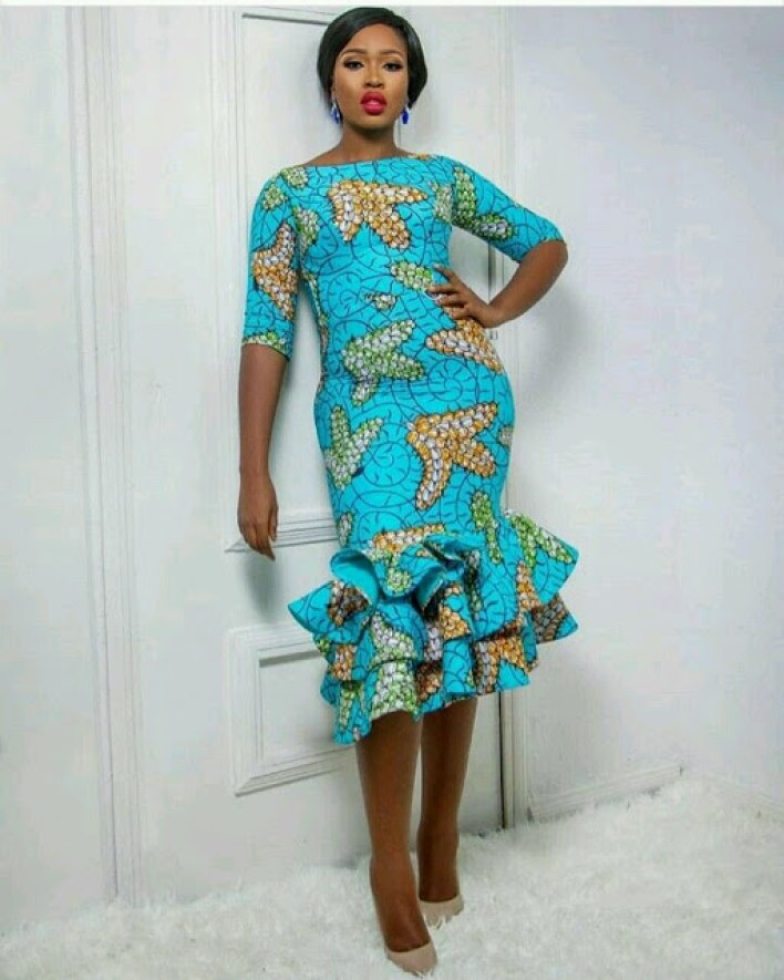 Latest Ankara Fashion Style 2018: Gowns, Dresses and Tops ...