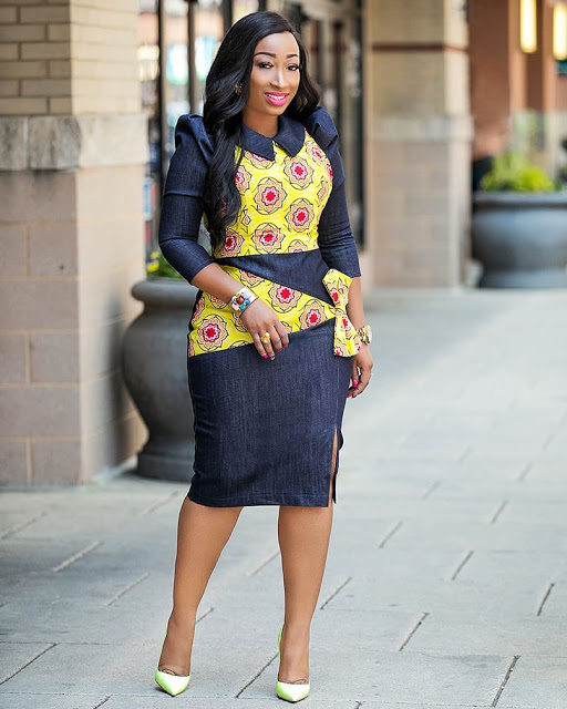 Latest Ankara Office Wear Designs And Styles Of 2018