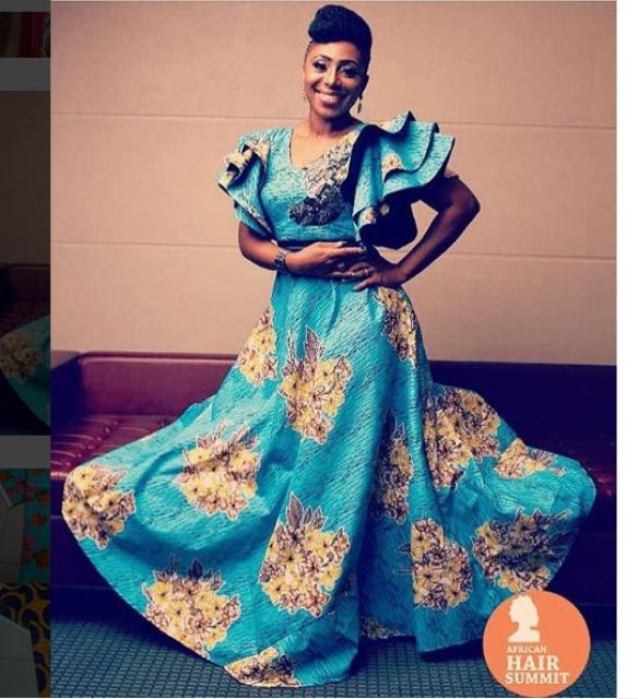 see these latest collection of ankara gown styles for cute ladies - Ankara Styles 2018 Ankara Skirt and Blouse Ankara Tops Gowns skirt blouse Trouser Style Ankara Aso ebi Tops Many More African Print Fashion 48 - SEE THESE LATEST COLLECTION OF ANKARA GOWN STYLES FOR CUTE LADIES