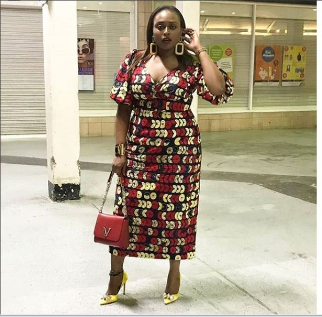 see these latest collection of ankara gown styles for cute ladies - Ankara Styles 2018 Ankara Skirt and Blouse Ankara Tops Gowns skirt blouse Trouser Style Ankara Aso ebi Tops Many More African Print Fashion 51 - SEE THESE LATEST COLLECTION OF ANKARA GOWN STYLES FOR CUTE LADIES
