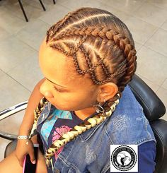 COrnrows With French Braids 20 PHOTOS: Side Cornrow Hairstyles For Special Look – Cornrow Braids