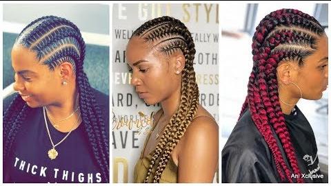 Cornrow Hairstyles Cornrow Braid Styles