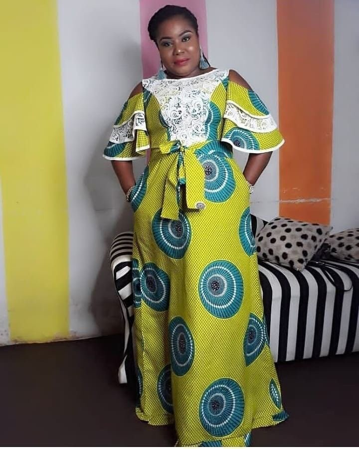 Latest Ankara Styles 2019 Ideas for African Woman