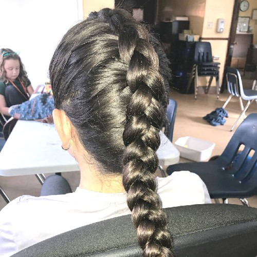 Single and Individual Braids You Must Love lovely 40 single or individual braids you must love - 1542975928 734 Lovely 40 Single or Individual Braids You Must Love - Lovely 40 Single or Individual Braids You Must Love