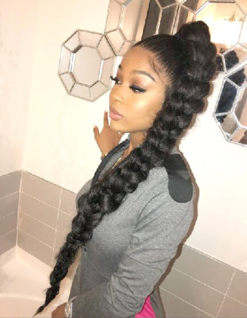 Single and Individual Braids You Must Love lovely 40 single or individual braids you must love - 1542975929 619 Lovely 40 Single or Individual Braids You Must Love - Lovely 40 Single or Individual Braids You Must Love