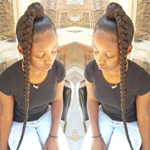 Single and Individual Braids You Must Love lovely 40 single or individual braids you must love - 1542975935 682 Lovely 40 Single or Individual Braids You Must Love - Lovely 40 Single or Individual Braids You Must Love