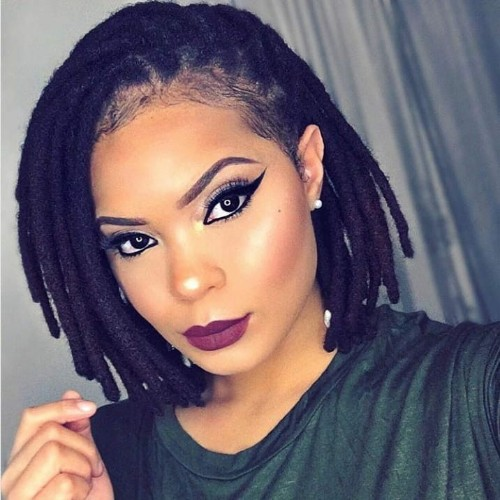 Short Faux locs for African AMerican Women 71 Crazy Short Faux locks Hairstyles for You