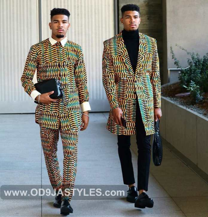 photos of latest ankara styles for men photos of latest ankara styles for men - photos of latest ankara styles for men 4 982x1024 - Photos Of Latest Ankara Styles For Men To Rock This Week