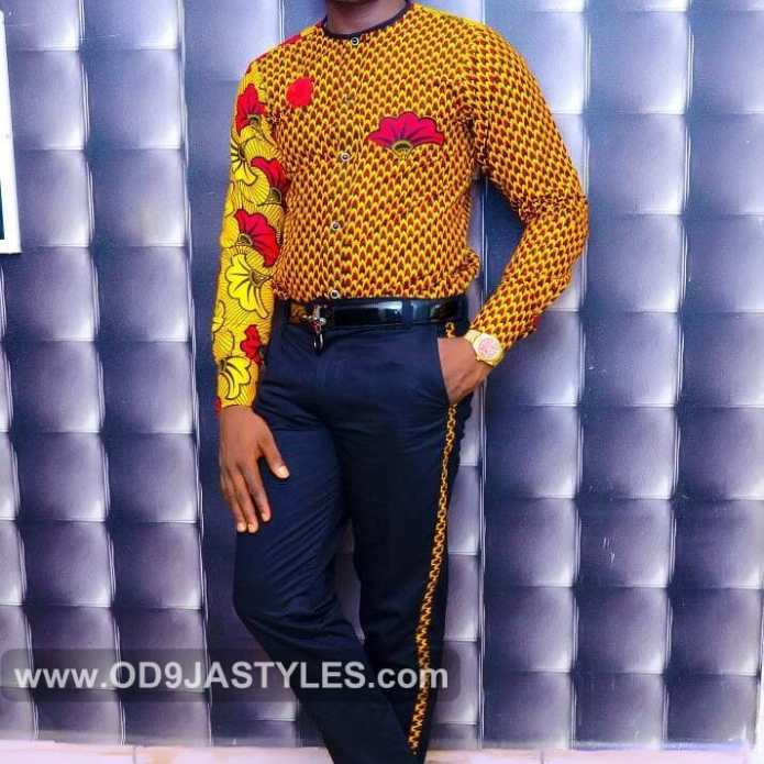 photos of latest ankara styles for men photos of latest ankara styles for men - photos of latest ankara styles for men 7 - Photos Of Latest Ankara Styles For Men To Rock This Week