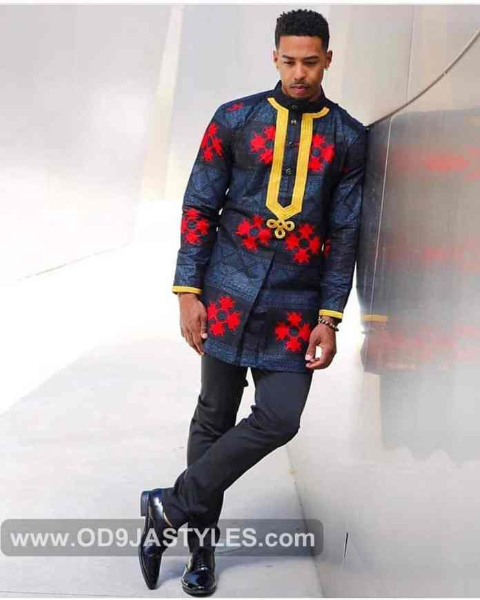 photos of latest ankara styles for men