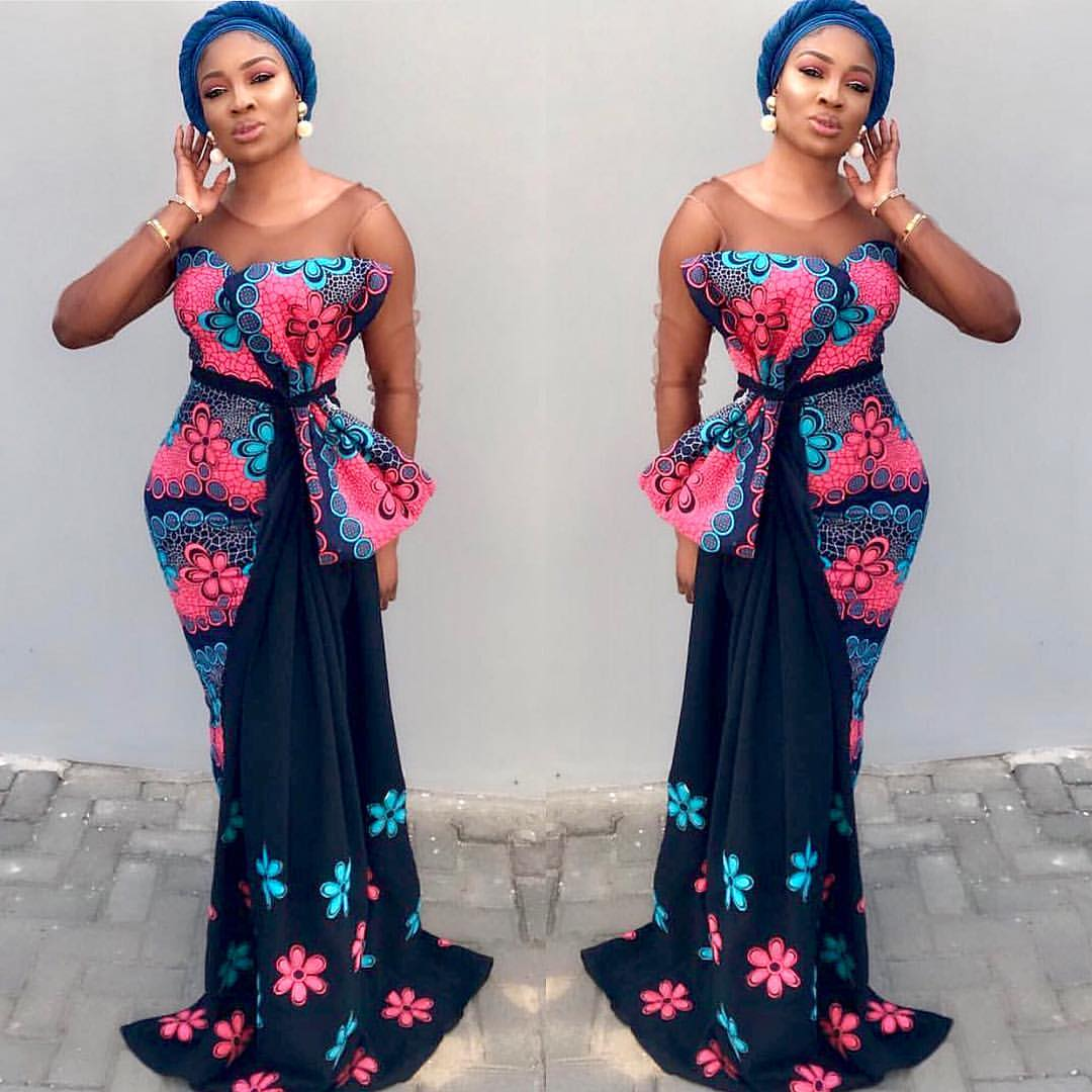 Latest Ankara Styles 2019: Pick Your New Favorites