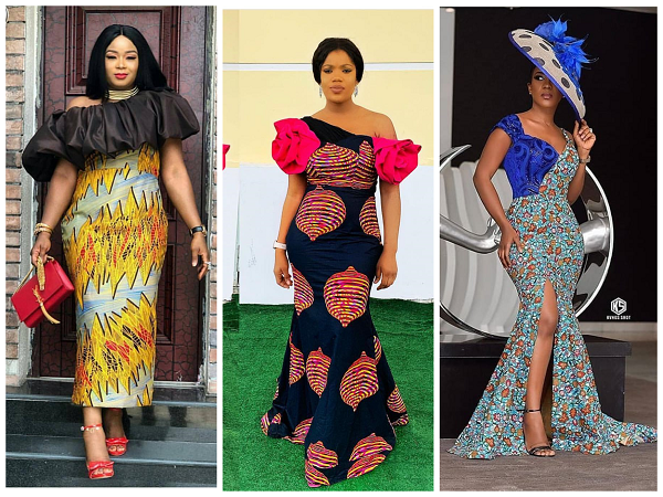 Image result for nigerian ladies ankara fashion