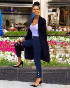 LADIES! Check Out These Beautiful 10 Outfits In Blue Colour LADIES! Check Out These Beautiful 10 Outfits In Blue Color