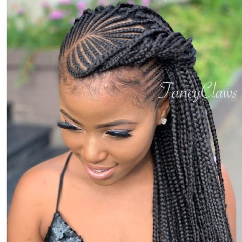 21+ African Hairstyle 2019