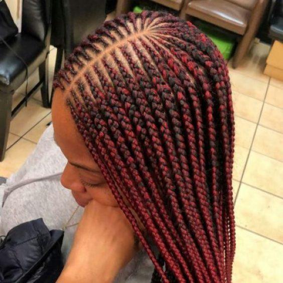 2019 African Braids Hairstyles Ideas for Ladies. - {Od9ja Styles} - Recent 2019 African Braids Hairstyles Ideas for Ladies