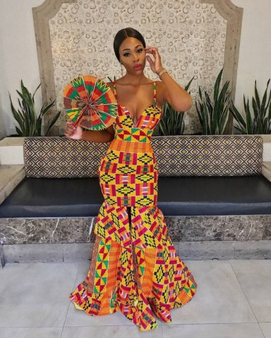 2019 Ankara fashion Styles ankara fashion styles - {Od9ja Styles} - 2019 Ankara fashion Styles: Chic Styles for Party Guests