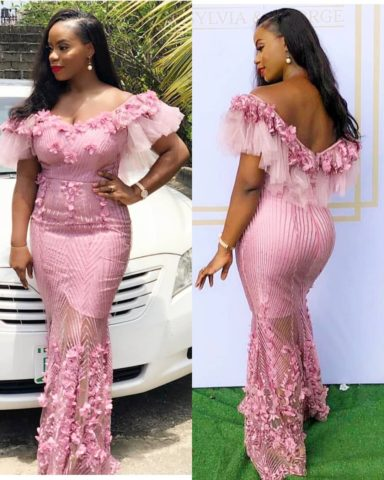 Aso Ebi Style Dresses beautiful aso ebi style dresses for wedding guest - {Od9ja Styles} - Beautiful Aso Ebi Style Dresses for Wedding Guest