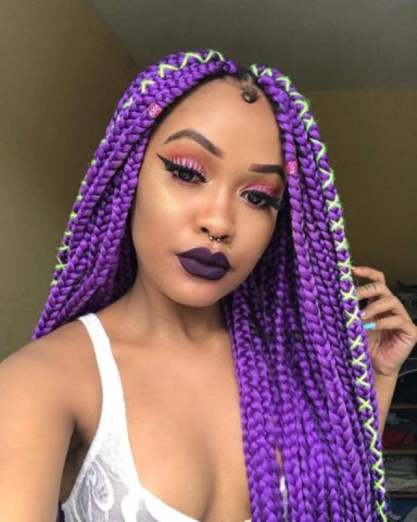 2019 African Braids Hairstyles Beautiful Hair Ideas For