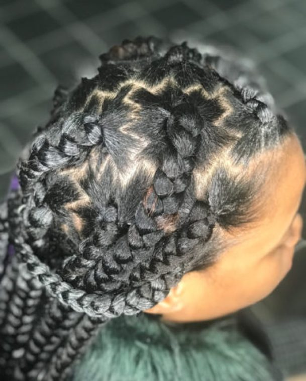 New Box Braids hairstyles New Box Braids Hairstyles 2019 Pictures That Will Make You Look Good, box braids hairstyle 2019 pictures, box braids hairstyles 2019 pictures, box braids hairstyles 2019, box braids styles pictures, braids hairstyles 2019 pictures, braids hairstyles 2019 pictures, Hairstyles, short braids hairstyles 2019 pictures, small box braids hairstyles, Hairstyles, od9jastyles