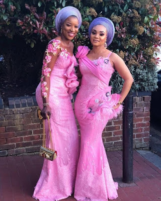 Aso Ebi Styles 2019 For Wedding Guests