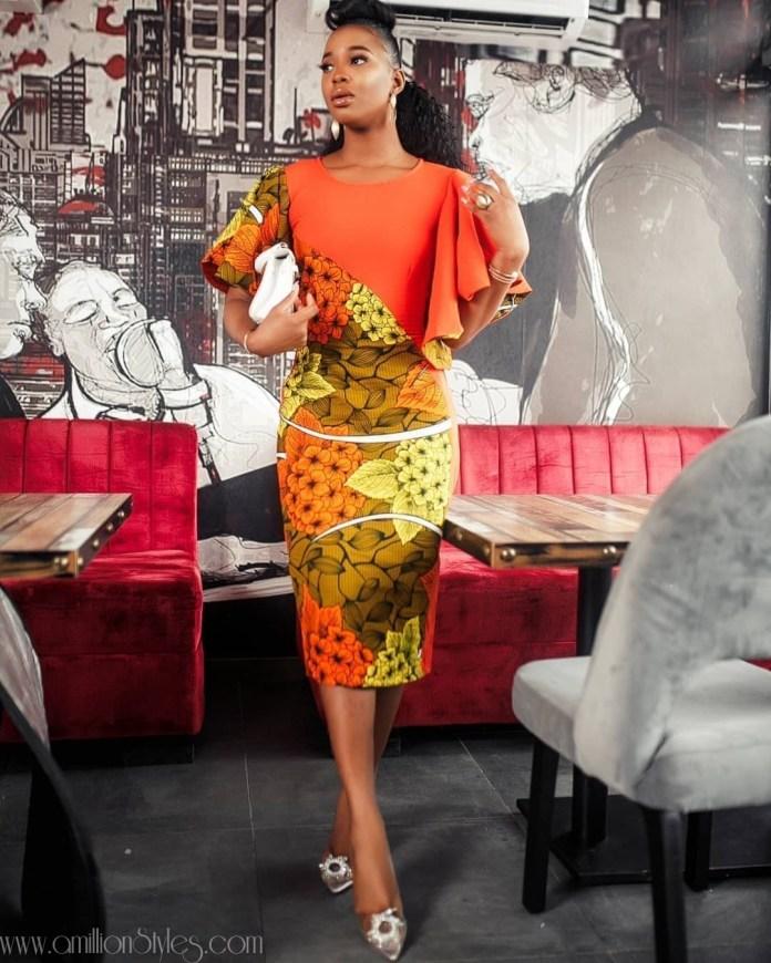 Latest Women's Ankara Styles-Volume 6 beauties! check out latest women's ankara styles that would blow your mind - ankara   styleconnaisseur in  symdeycouture amillionstyles - Beauties! Check Out Latest Women's Ankara Styles That Would Blow Your Mind