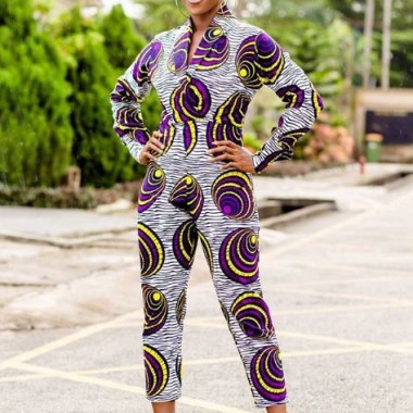 ankara latest styles ankara latest styles - Ankara Latest Styles 15 380x380 - African Fashion: 70+ Creative, Trendy and Stylish Ankara Latest Styles