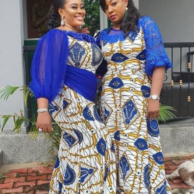 ankara latest styles - Ankara Latest Styles 56 380x380 - African Fashion: 70+ Creative, Trendy and Stylish Ankara Latest Styles