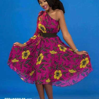 ankara latest styles ankara latest styles - Ankara Latest Styles 64 380x380 - African Fashion: 70+ Creative, Trendy and Stylish Ankara Latest Styles