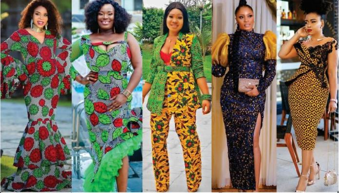 latest african styles