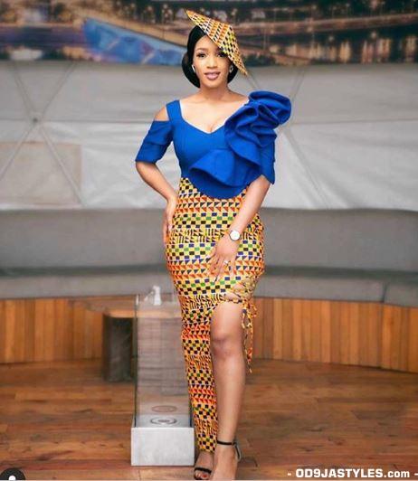 Latest Nigeria Ankara Styles  latest nigerian ankara styles - Latest Nigeria Ankara Styles 80 Collection of Ankara Fashion Designs 13 - Latest Nigerian Ankara Styles | 101 Collection of Ankara Fashion Designs