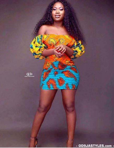 Latest Nigeria Ankara Styles