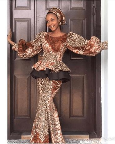 Latest Nigeria Ankara Styles  latest nigerian ankara styles - Latest Nigeria Ankara Styles 80 Collection of Ankara Fashion Designs 6 - Latest Nigerian Ankara Styles | 101 Collection of Ankara Fashion Designs
