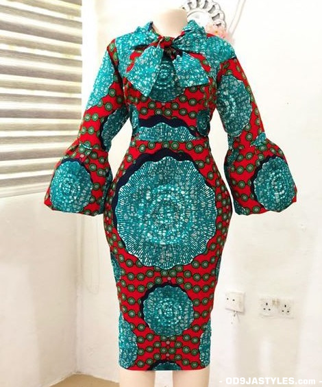Latest Nigeria Ankara Styles  latest nigerian ankara styles - Latest Nigeria Ankara Styles 80 Collection of Ankara Fashion Designs 76 - Latest Nigerian Ankara Styles | 101 Collection of Ankara Fashion Designs