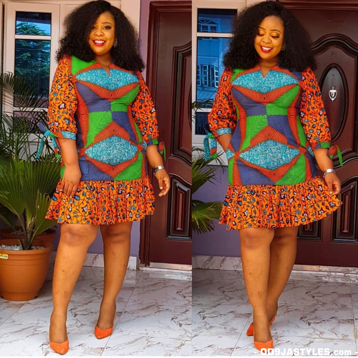 Latest Nigeria Ankara Styles 80 Collection Of Ankara Fashion Designs 82 Od9jastyles