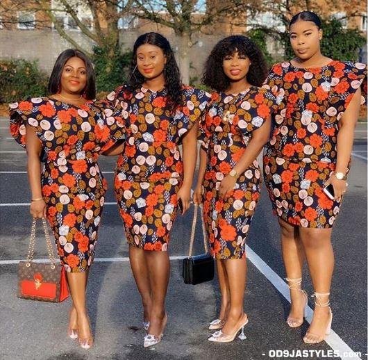 Latest Nigeria Ankara Styles  latest nigerian ankara styles - Latest Nigeria Ankara Styles 80 Collection of Ankara Fashion Designs 96 - Latest Nigerian Ankara Styles | 101 Collection of Ankara Fashion Designs
