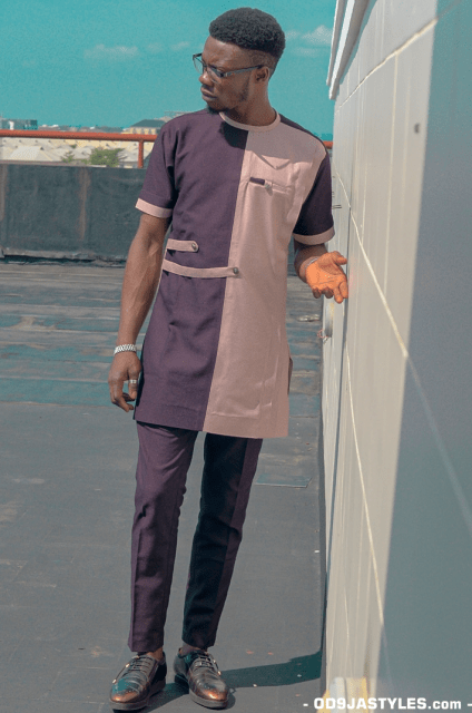 Native Casual Dress Outfits for Nigerian Men native casual dress outfits for nigerian men - Native Casual Dress Outfits for Nigerian Men 9 424x640 - Smart Native Casual Dress Outfits for Nigerian Men