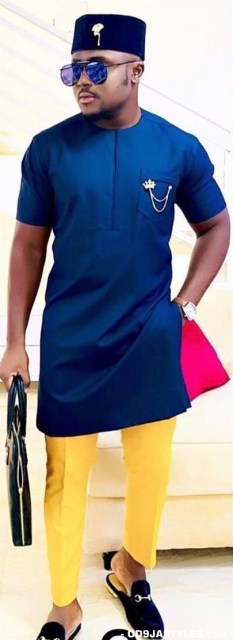 Nigerian Casual Fashion Styles for Men nigerian casual fashion styles for men - Nigerian Casual Fashion Styles for Men 2 233x640 - Nigerian Casual Fashion Styles for Men