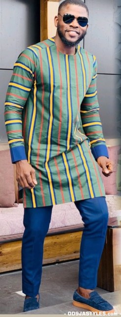Nigerian Casual Fashion Styles for Men nigerian casual fashion styles for men - Nigerian Casual Fashion Styles for Men 9 246x640 - Nigerian Casual Fashion Styles for Men