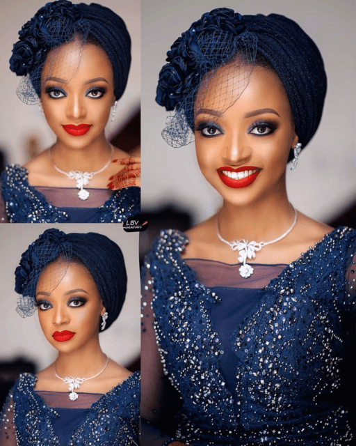 Top 10 Aso oke and Makeup Styles for Brides
