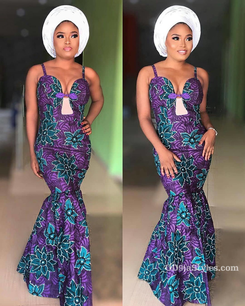 long gown ankara styles pictures long gown ankara styles pictures - long gown ankara styles pictures 20 - Stunning! See The 35 Latest Long Gown Ankara Styles Pictures We Are Currently Vibing With