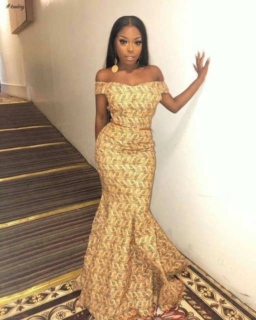 Gold Lace AsoEbi Dresses gold lace asoebi styles - IMG 8849 512x640 - These 25 Gold Lace AsoEbi Dresses Are Nothing But Stunning and Gorgeous