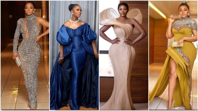 30 Top Glamorous Looks That Made Headlines From AMVCA 2020