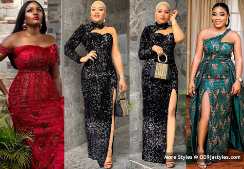 Beautiful Aso Ebi Styles