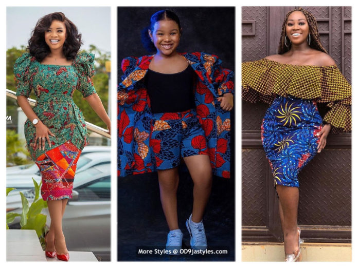 Ankara Fashion Styles Pictures 2020