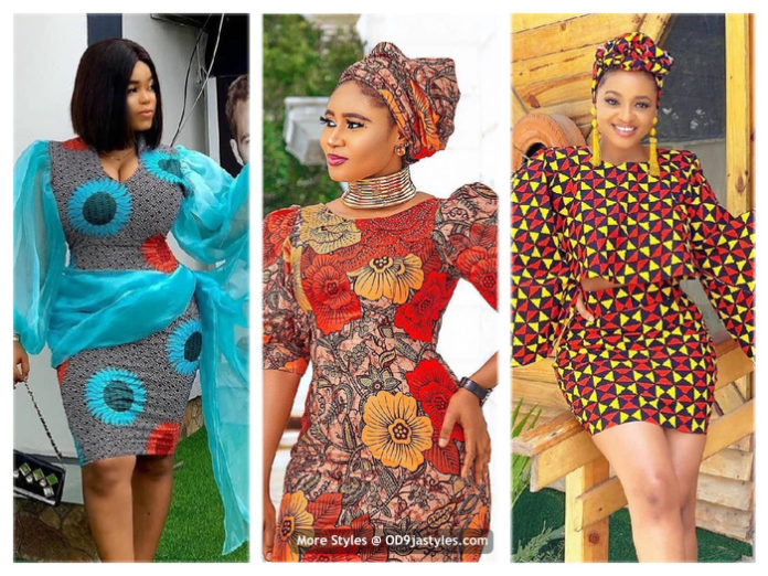 ,Pictures Of Nigerian Ankara Styles