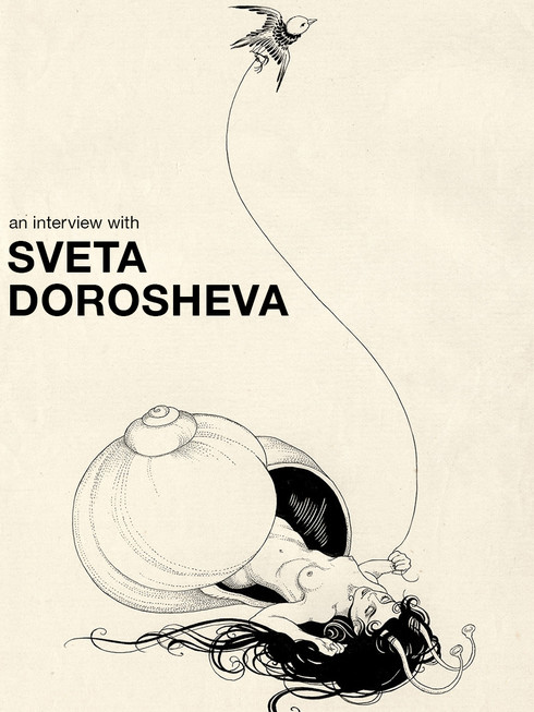 An Interview With Sveta Dorosheva ODALISQUE DIGITAL