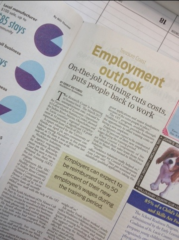 Treasure Coast Employment Report