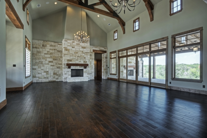 German Texas Farmhouse I  Estate Homes  Portfolio  Olson Defendorf Custom Homes